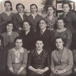 1962 коллектив Оротуканской школы