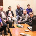 Фото с встречи из Магаданской школы бокса, фото А.Мухаметова