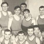 Команда области, начало 70-х
