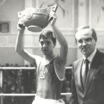 Обладатель приза В.Попенченко на турнире 1986 г. О.Николаев